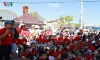 플젠에서 1차 베트남 – 체코 이상적인 문화축제