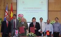 Góp phần thúc đẩy quan hệ hữu nghị và hợp tác giữa Việt Nam và Vương quốc Anh