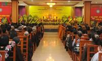 Lễ Tưởng niệm Phó Pháp chủ Giáo hội Phật giáo Việt Nam Thích Chơn Thiện