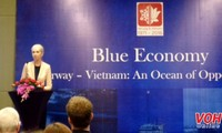 Thúc đẩy hợp tác phát triển kinh tế biển giữa Việt Nam và Na Uy