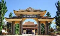 Phút tĩnh tại ở Thiền viện Trúc Lâm Đà Lạt
