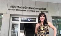 Thanh Lan - nữ ca sĩ tài sắc hội ngộ cùng khán giả Việt