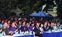 Thủ tướng dự phát động Năm An toàn cho phụ nữ và trẻ em