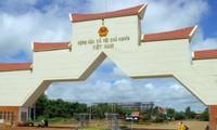 Tây Ninh quy hoạch cửa khẩu quốc tế Tân Nam