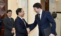 Tham vấn chính trị Việt Nam – Cộng hòa Czech
