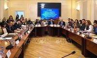 Việt Nam và LB Nga thúc đẩy hợp tác giữa các doanh nghiệp vừa và nhỏ