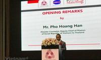 Doanh nghiệp Việt Nam - Thái Lan chia sẻ kinh nghiệm hoạt động tại Việt Nam