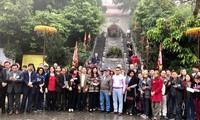 Thắt chặt tình hữu nghị, quảng bá văn hóa của Thủ đô Hà Nội