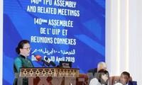 Chủ tịch Quốc hội: Giáo dục góp phần thúc đẩy đối thoại, nâng cao hiểu biết lẫn nhau