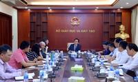 Ngân hàng thế giới hỗ trợ Việt Nam trong chiến lược tổng thể phát triển giáo dục đại học