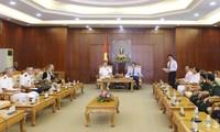 Tư lệnh Bộ Tư lệnh Ấn Độ Dương- Thái Bình Dương Hoa Kỳ thăm Khánh Hòa