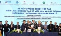 Phó Thủ tướng  Vương Đình Huệ dự Diễn đàn pháp lý liên minh hợp tác xã quốc tế khu vực châu Á– Thái Bình Dương