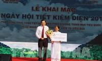 Tây Ninh: Sôi nổi ngày hội tiết kiệm điện năm 2019