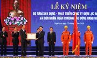 Phó Thủ tướng Vương Đình Huệ dự lễ kỉ niệm 60 năm Công ty Điện lực Nghệ An