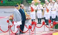 Việt Nam – Nepal ra Tuyên bố chung
