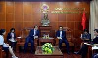 Nhật Bản mong muốn mở rộng việc dạy tiếng Nhật tại các trường đại học của Việt Nam