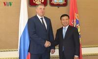 Việt Nam thúc đẩy hợp tác với tỉnh Bryansk, Liên Bang Nga