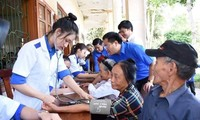Lễ phát động Hành trình Thầy thuốc trẻ làm theo lời Bác năm 2019