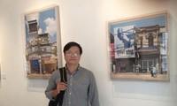 """Nghệ sĩ Nguyễn Thế Sơn """"Việt Nam đang bỏ qua cơ hội để có không gian tốt cho nghệ thuật đương đại"""""""