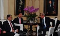 Đoàn đại biểu Đảng cộng sản Việt Nam thăm và làm việc tại Cộng hòa Dominicana