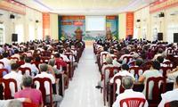 Ban Tuyên giáo TW tập huấn tuyên truyền kết quả công tác quản lý biên giới đất liền Việt Nam - Campuchia