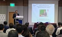 Cần Thơ kêu gọi giới doanh nghiệp Singapore đầu tư vào các lĩnh vực mũi nhọn