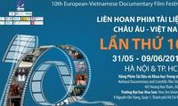 Liên hoan phim tài liệu Châu Âu- Việt Nam lần thứ 10: Quy tụ 25 tác phẩm điện ảnh tài liệu đặc sắc