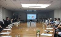"""Hội thảo xúc tiến thương mại """"Cơ hội kinh doanh tại Việt Nam cho các nhà nhập khẩu Israel"""""""