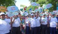 Lễ ra quân toàn quốc Phòng trào chống rác thải nhựa
