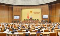 Quốc hội thảo luận Luật Chứng khoán (sửa đổi)
