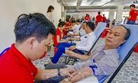 """Khai mạc Chiến dịch Quốc gia """"Hành trình đỏ - Kết nối dòng máu Việt"""""""