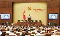 Quốc hội họp phiên bế mạc kỳ họp thứ 7