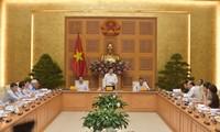 Cuộc họp lần thứ nhất Ban Chỉ đạo quốc gia về IUU