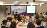 Tăng cường cơ chế phối hợp mạng lưới hỗ trợ phụ nữ và trẻ em gái khuyết tật