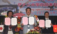 Đại học Đà Nẵng ra mắt Trung tâm Nhật Bản