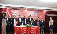 Thúc đẩy tiến độ các dự án thuộc Thỏa thuận hợp tác Việt – Lào