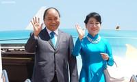 Thủ tướng Nguyễn Xuân Phúc đến Bangkok, bắt đầu tham dự Hội nghị cấp cao ASEAN lần thứ 34