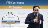 Việt Nam chúc mừng Tổng giám đốc mới của FAO