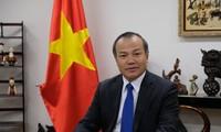 """Đại sứ Vũ Hồng Nam: """"Nhật Bản coi trọng quan hệ đối tác chiến lược sâu rộng với Việt Nam"""""""