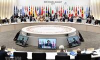 """Hội nghị thượng đỉnh G20 ra tuyên bố chung thúc đẩy thương mại """"tự do, công bằng và không phân biệt đối xử"""""""