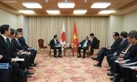 Hội nghị G20: Thủ tướng Nguyễn Xuân Phúc tiếp nhiều nhà đầu tư Nhật Bản