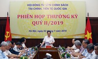 Phó Thủ tướng Vương Đình Huệ: Tiếp tục ổn định kinh tế vĩ mô