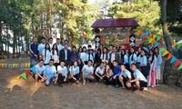 Trại hè thanh niên-sinh viên Việt Nam toàn Ukraine 2019