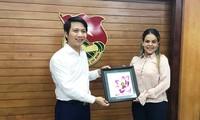 Duy trì và phát triển quan hệ hợp tác thanh niên hai nước Việt Nam - Venezuela trên nhiều lĩnh vực