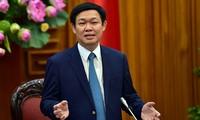 Phó Thủ tướng Vương Đình Huệ dự hội nghị tổng kết 15 năm về phát triển kinh tế tập thể trong nông nghiệp