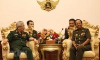 Đối thoại Chính sách Quốc phòng Việt Nam – Campuchia lần thứ 4