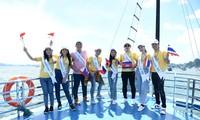 """22 thí sinh sẵn sàng cho đêm bán kết cuộc thi """"Tiếng hát ASEAN+3"""""""
