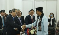 Thành phố Hồ Chí Minh thúc đẩy hợp tác toàn diện với các đối tác Indonesia