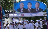 Pemilu Parlemen Kamboja - 2013 :  Kartu suara untuk kestabilan
