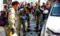 Serangan bom di lokasi ujung paling Selatan Thailand